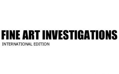"Fine Art Investigations: ""New Yorker Magazine Journalist Settles Libel Lawsuit with Forensic Art Expert Paul Biro"""