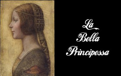 Paul Biro and Martin Kemp Analyze Possible Da Vinci Painting