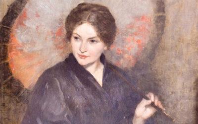 Examination Report: Lady with Umbrella, Whistler