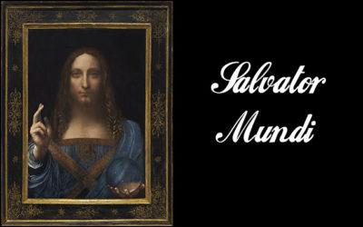 Authenticating The $450.3 Million Leonardo da Vinci Masterpiece With Science
